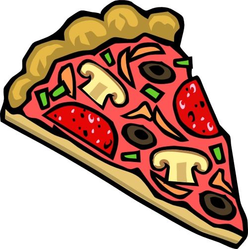 500x501 Free Pizza Party Clip Art Clipart