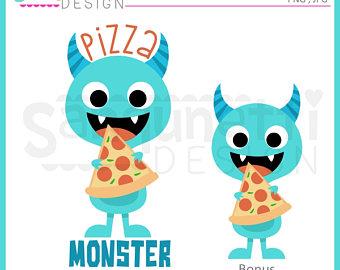 340x270 Pizza Clipart Etsy