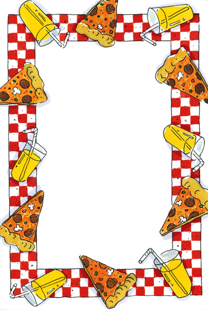 410x610 Pizza Party