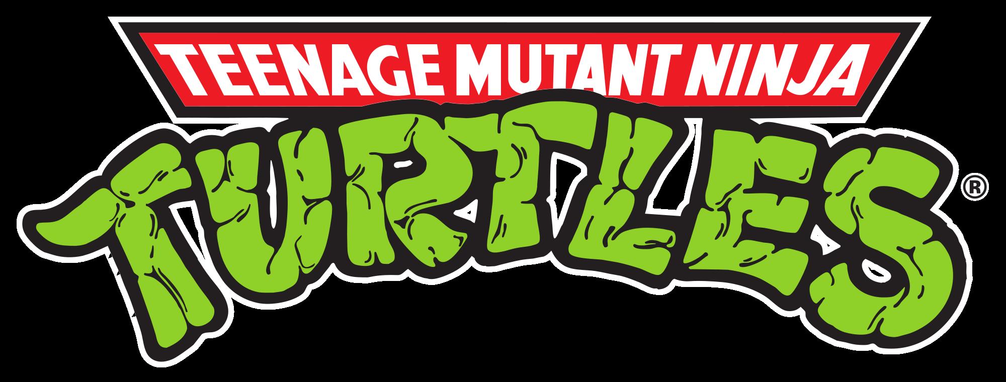 2000x760 Logo Clipart Ninja Turtle