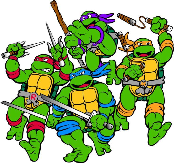 736x691 Ninja Turtle Shell Clipart Leonardo