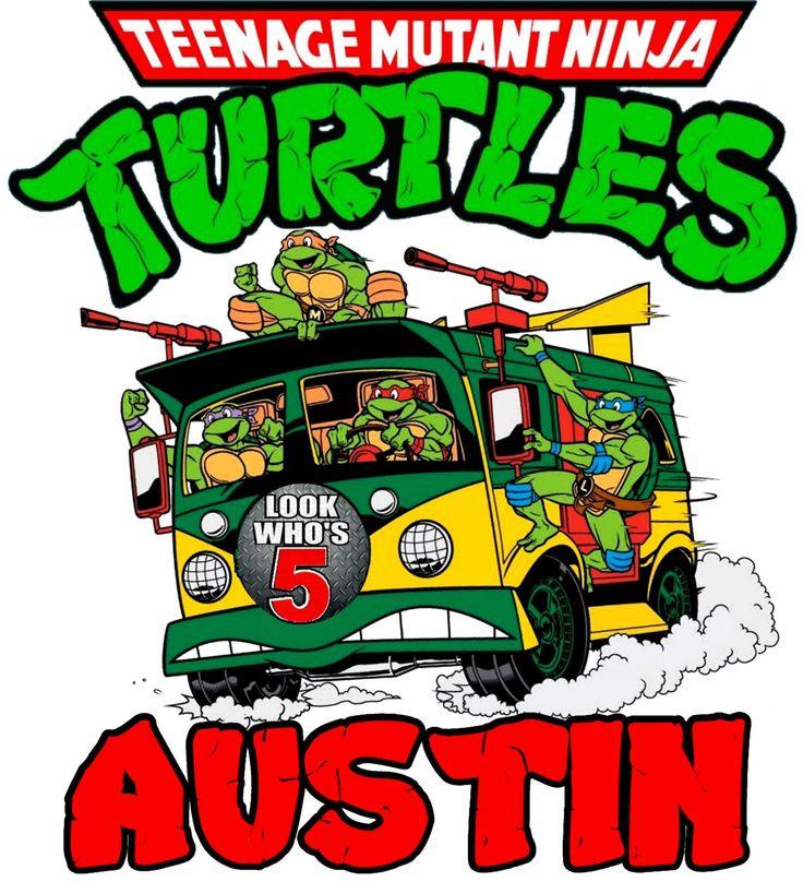 736x808 23 Best Ninja Turtles Birthday Party Ideas Images