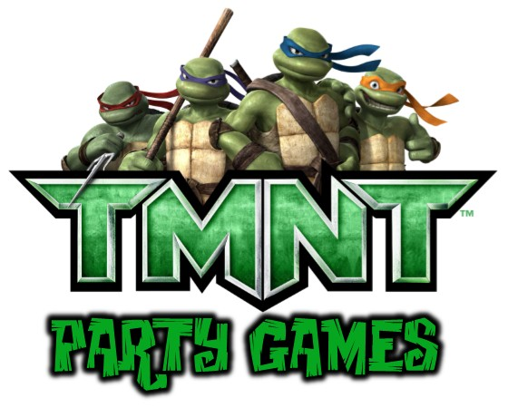 560x460 Tmnt Party Games!