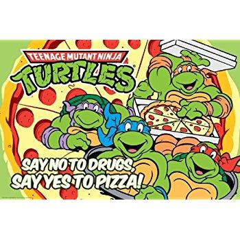 350x350 Teenage Mutant Ninja Turtles