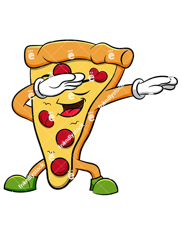 Pizza Pictures Cartoon