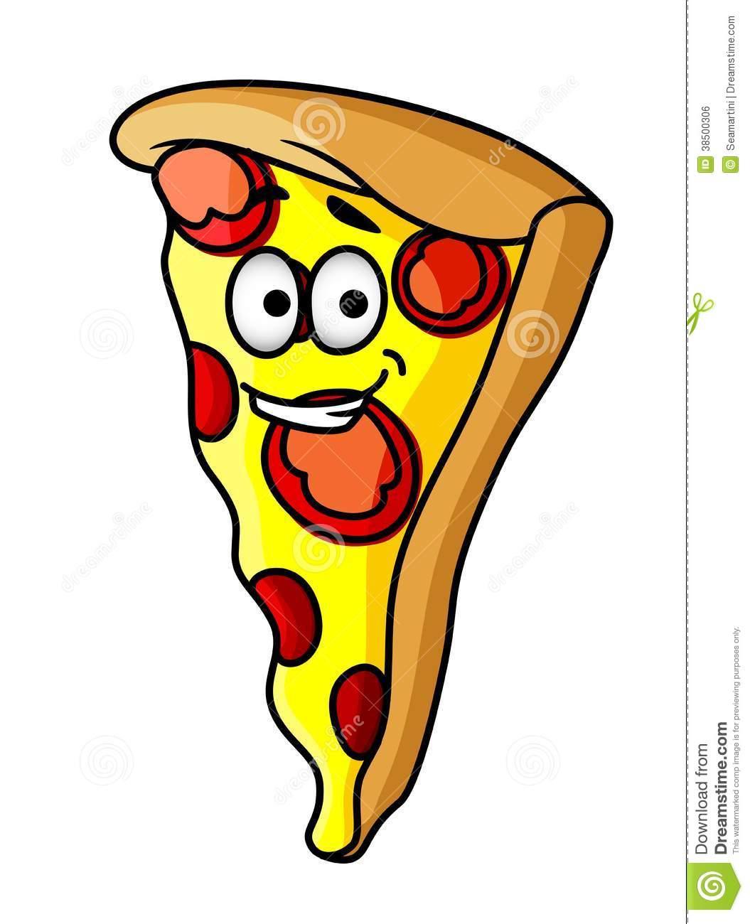 1055x1300 Pepperoni Pizza Slice Clipart
