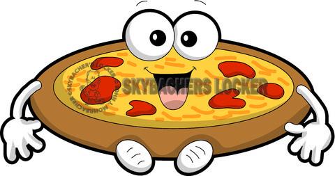 480x253 Pizza Clipart Cartoon