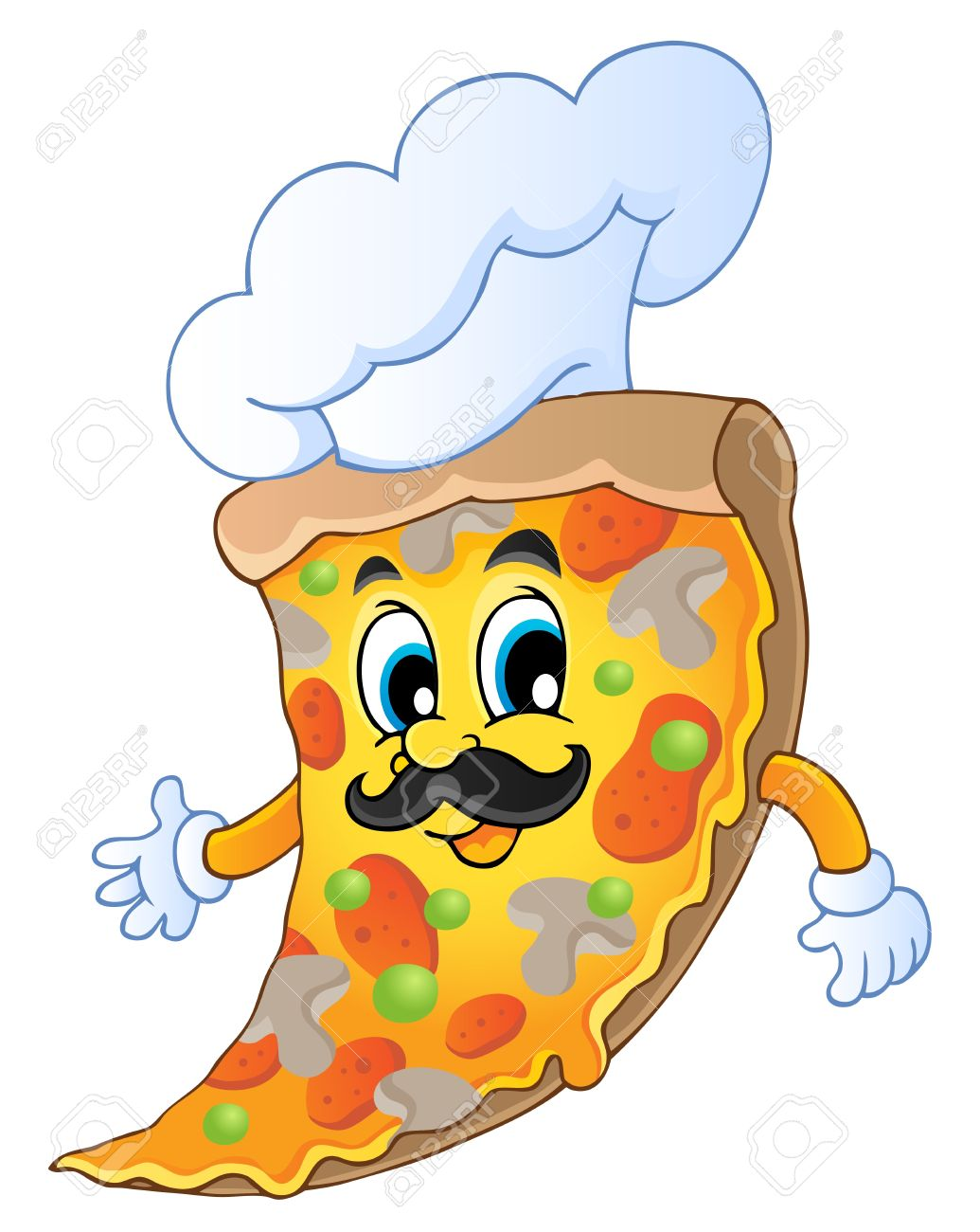 1035x1300 Pizza Clipart Pizza Chef