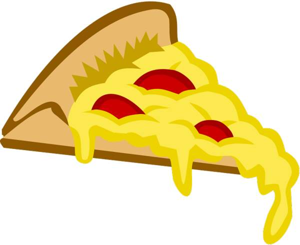 600x490 Cheese Pizza Pizza Slice Clip Art