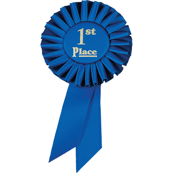 560x560 Ribbon Awards Customized Ribbons