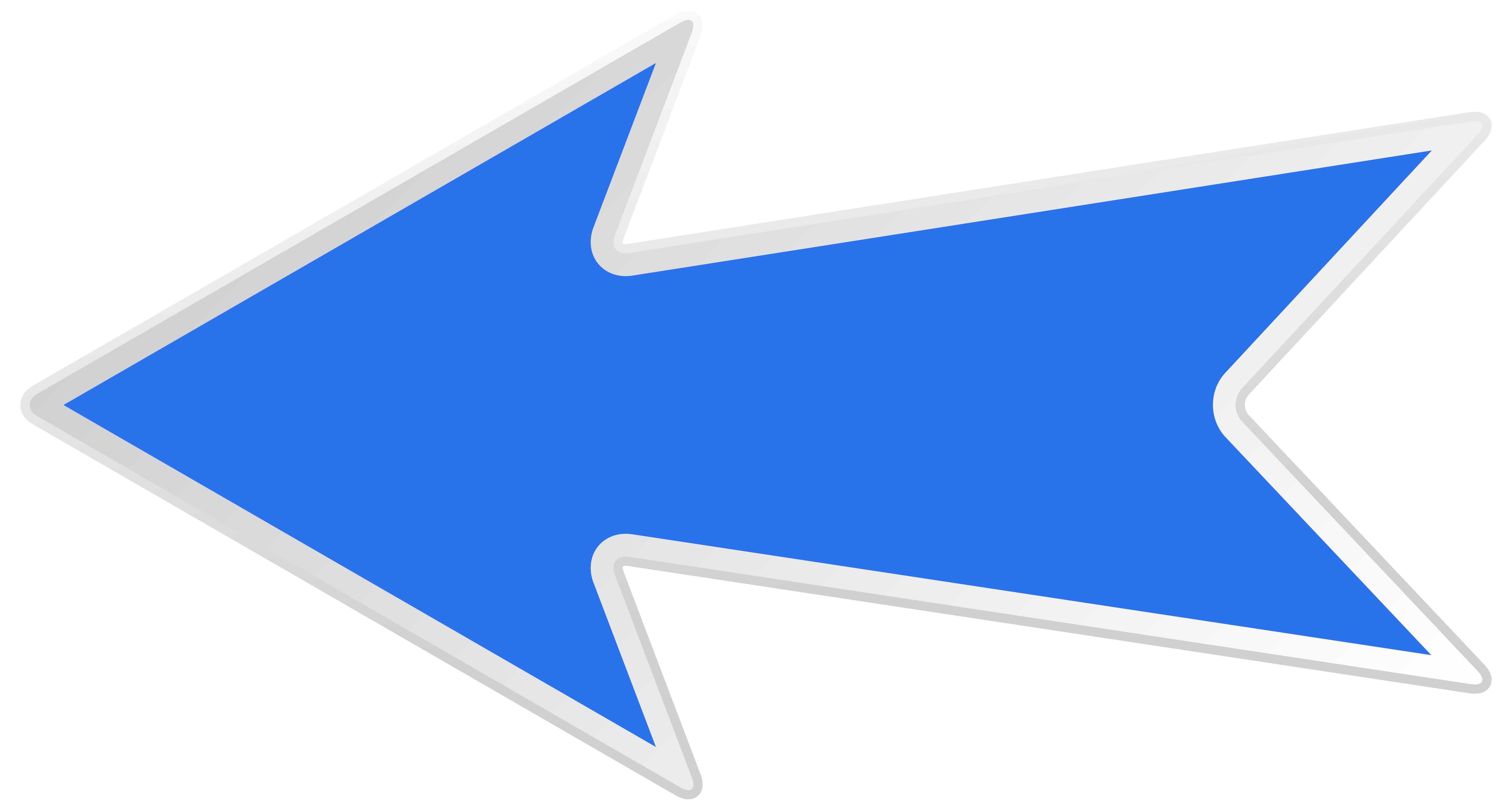 6273x3361 Down Arrow Down Plain Arrow Clip Art