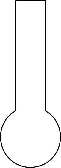Plain Thermometer