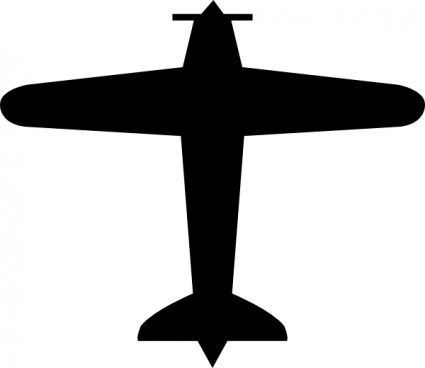 425x368 Best Airplane Silhouette Ideas Silhouette