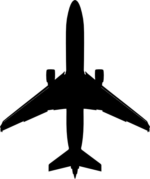 498x594 Boeing 747 free vector download (15 Free vector) for commercial