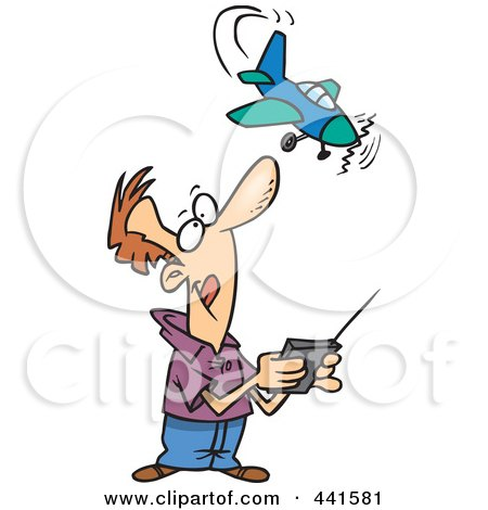 450x470 Royalty Free (Rf) Clip Art Illustration Of A Cartoon Boy Playing