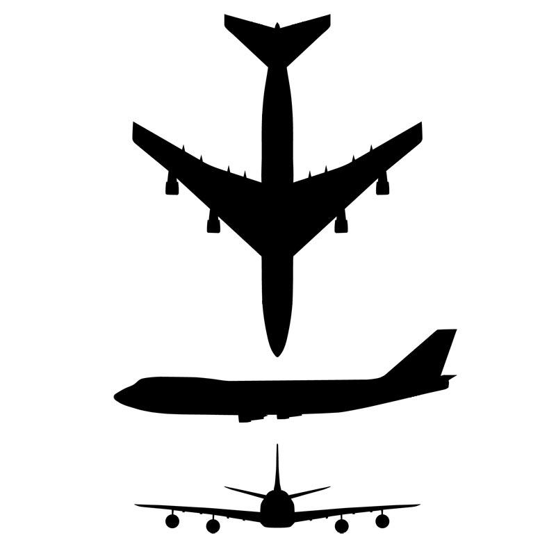 800x800 777 Plane Clip Art Cliparts