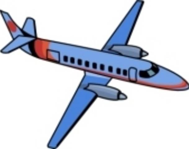 609x480 Airplane Clipart Royalty Free