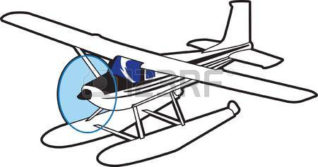 450x237 Water Clipart Airplane