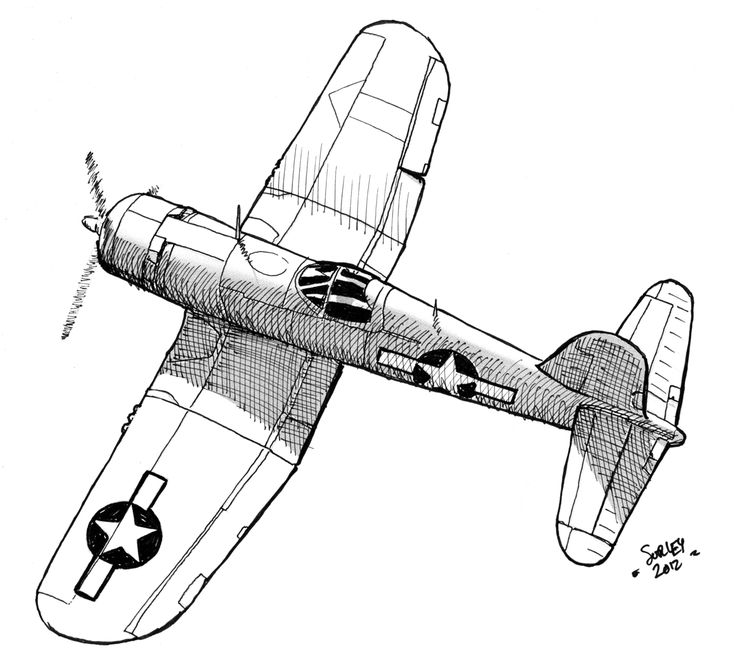736x655 Ww2 Fighter Plane Coloring Pages Aero Planes