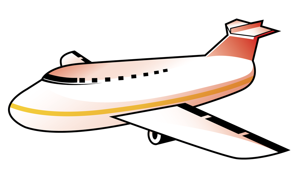 1000x579 Airplane Free To Use Clip Art