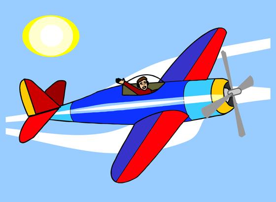 560x411 Panda Clipart Airplane