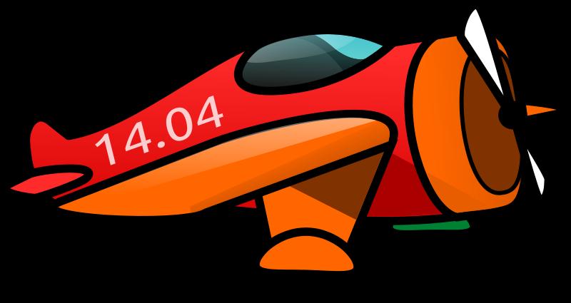 800x425 Airplane Cartoon Clipart