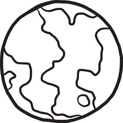 415x416 Earth Clipart Black And White Archives