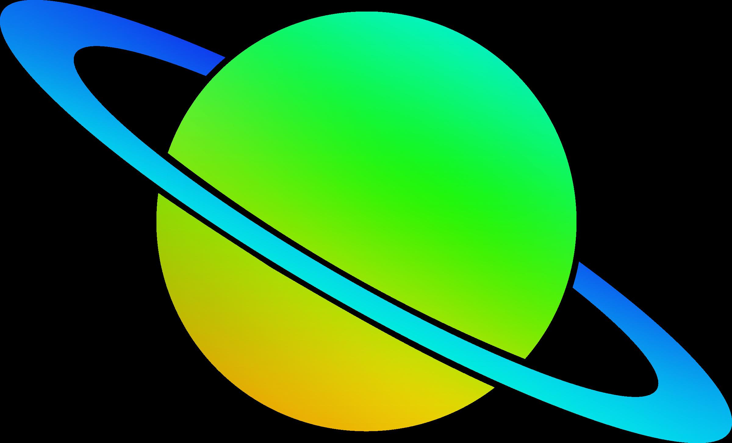 2400x1454 Planet Clip Art