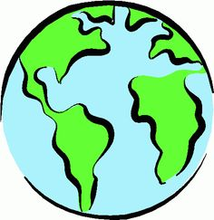 236x243 Planet Earth Vector Clipart