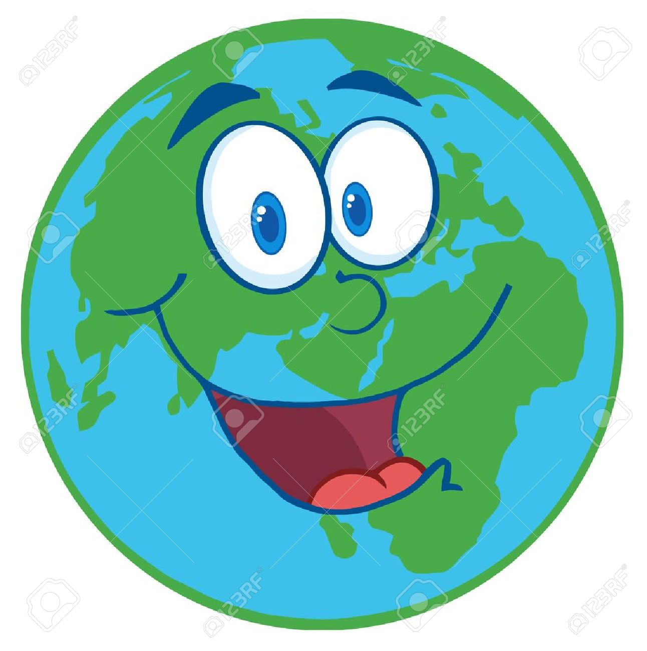 1292x1300 Planet Earth Clipart Cartoon