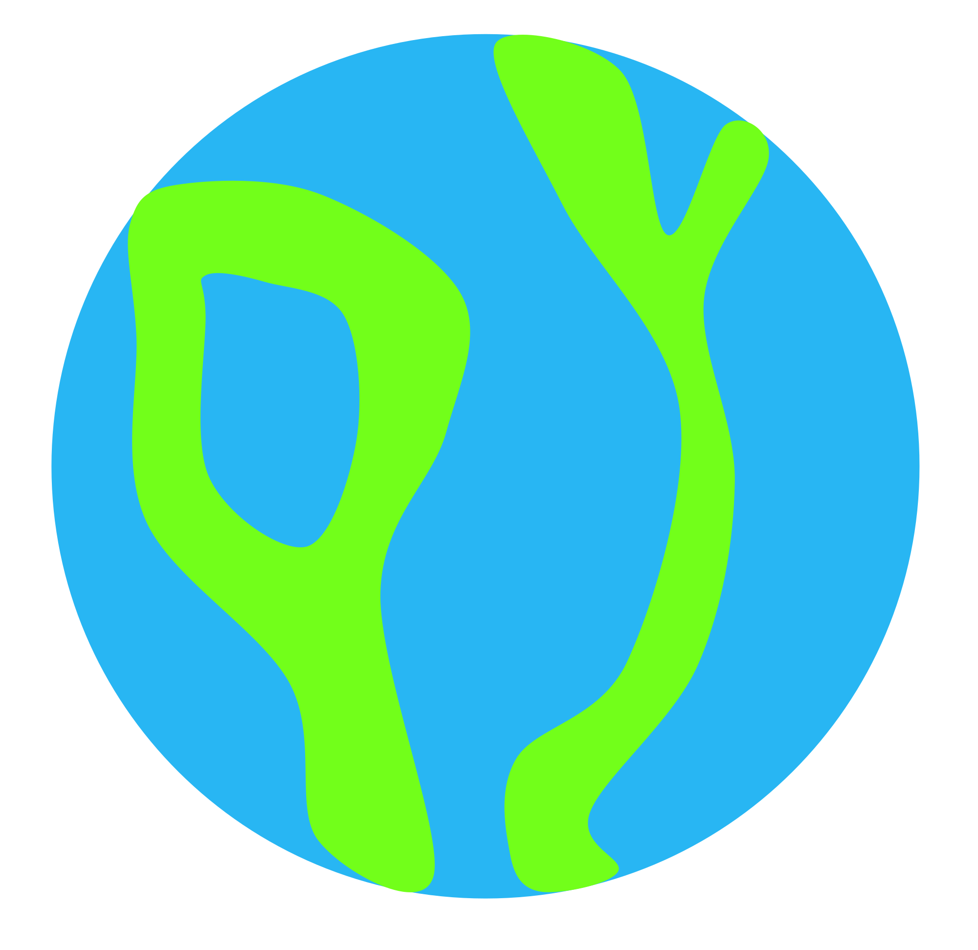 2000x1944 Planet Clipart Green Planet