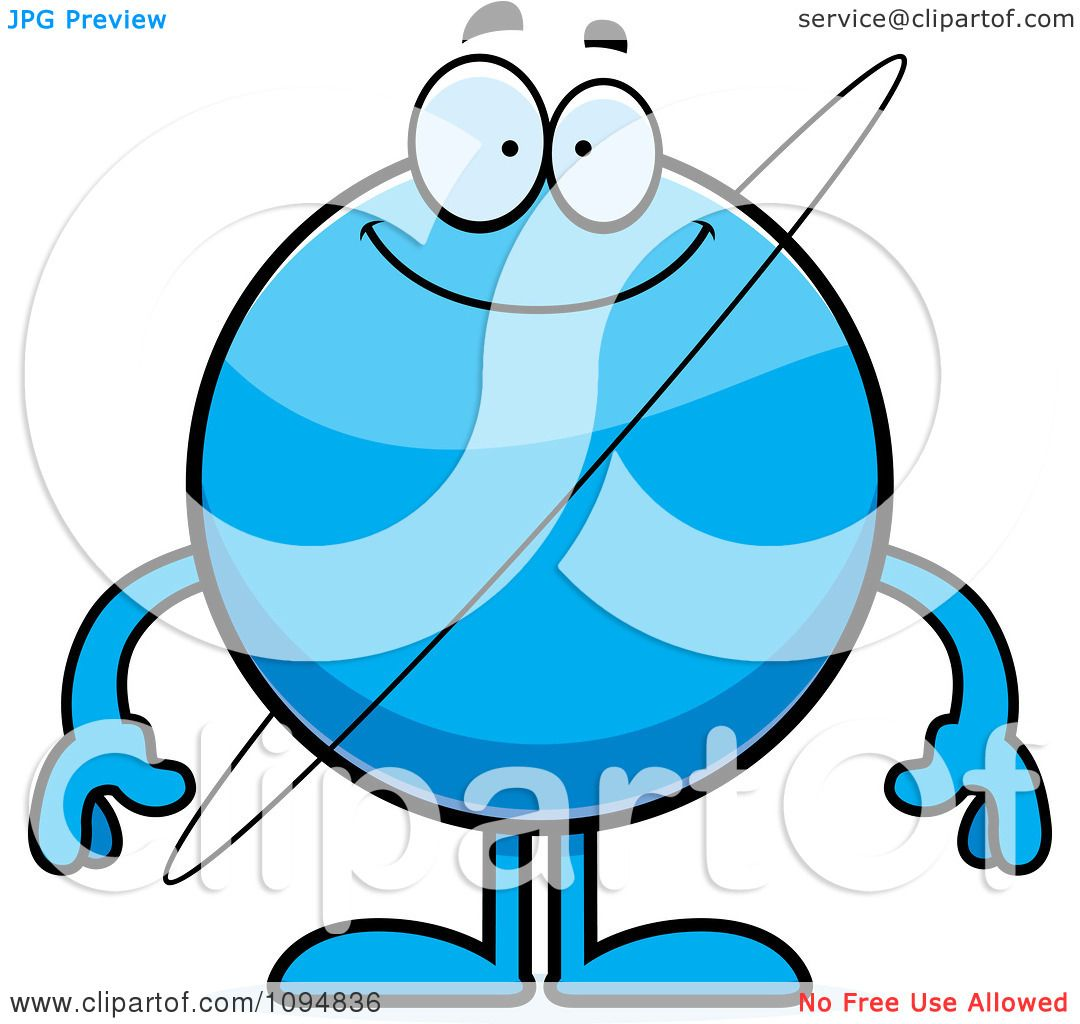 1080x1024 Clipart Smiling Planet Uranus