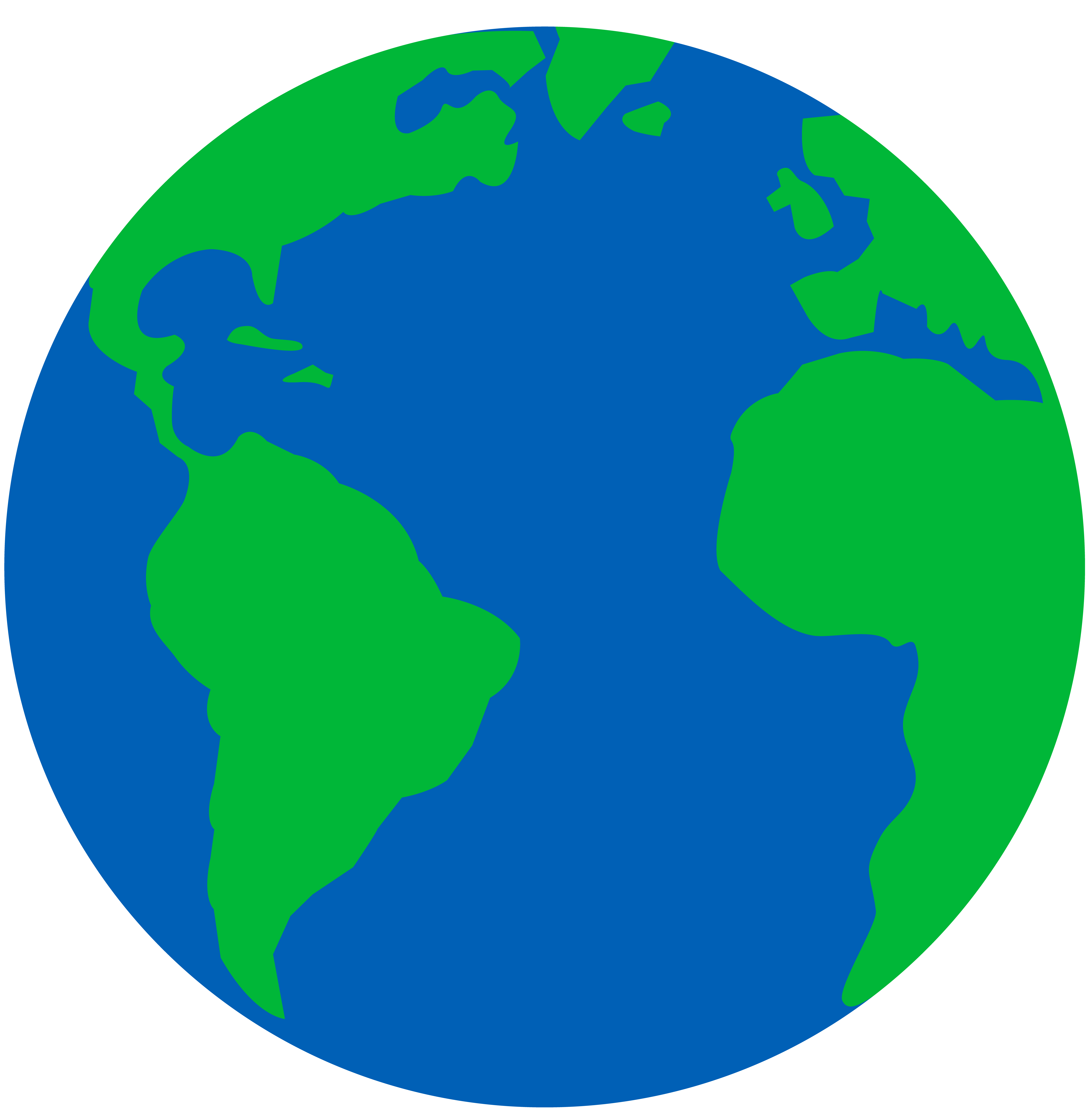 7647x7814 Simple Planet Earth Design