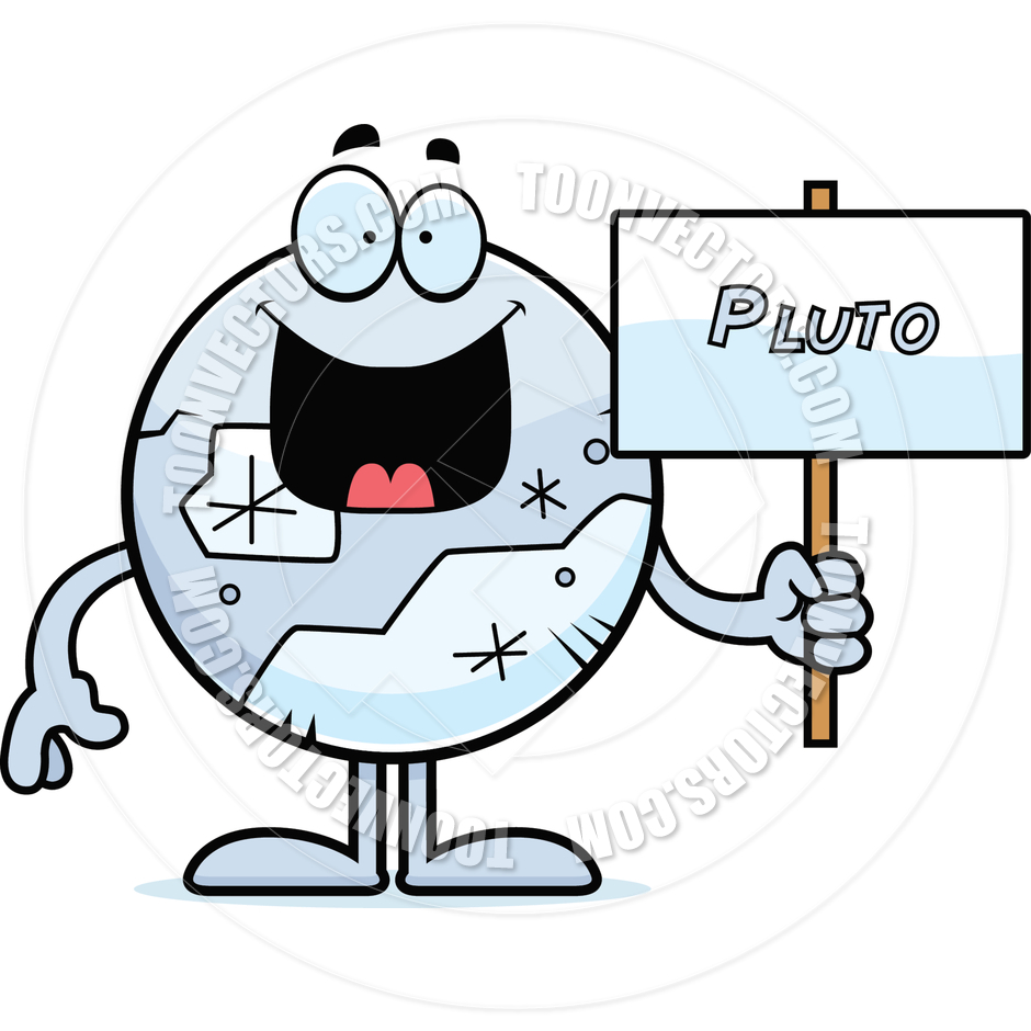940x940 The Planet Pluto Clip Art Cliparts