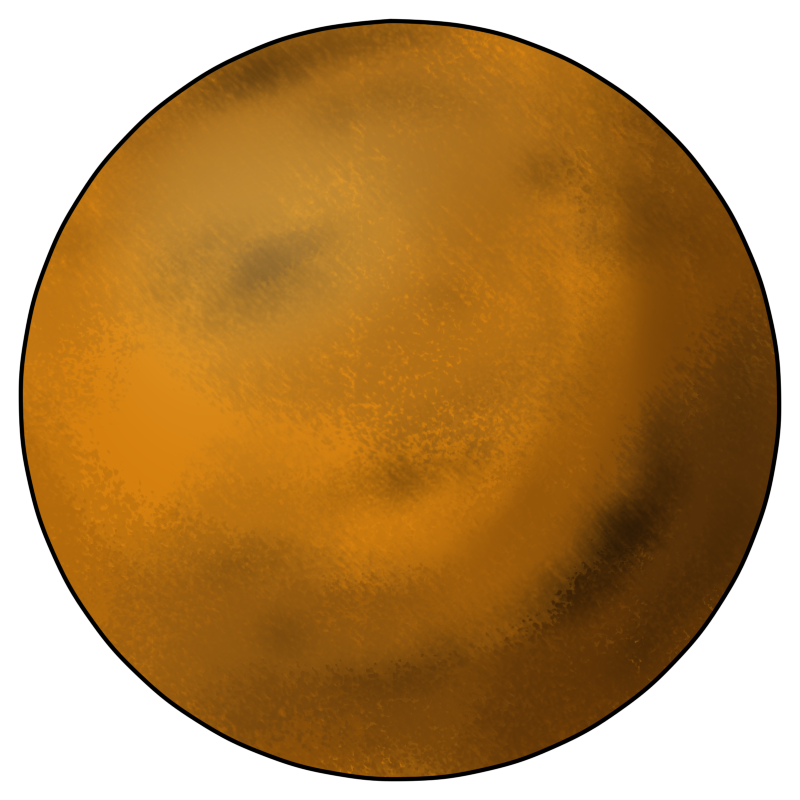 800x800 Free Planet Clipart Image