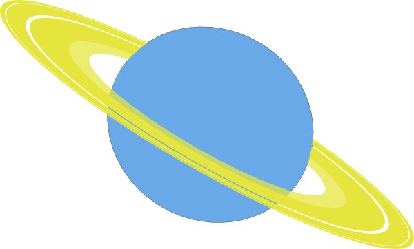 600x362 Ring Clipart Saturn