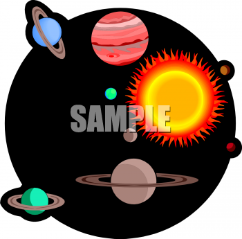 350x345 Planets Clipart Astronomy