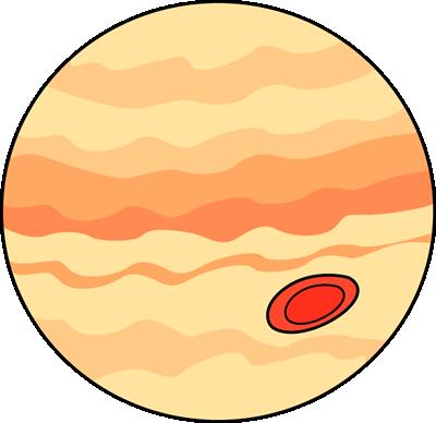 400x388 Planets Clipart Cute