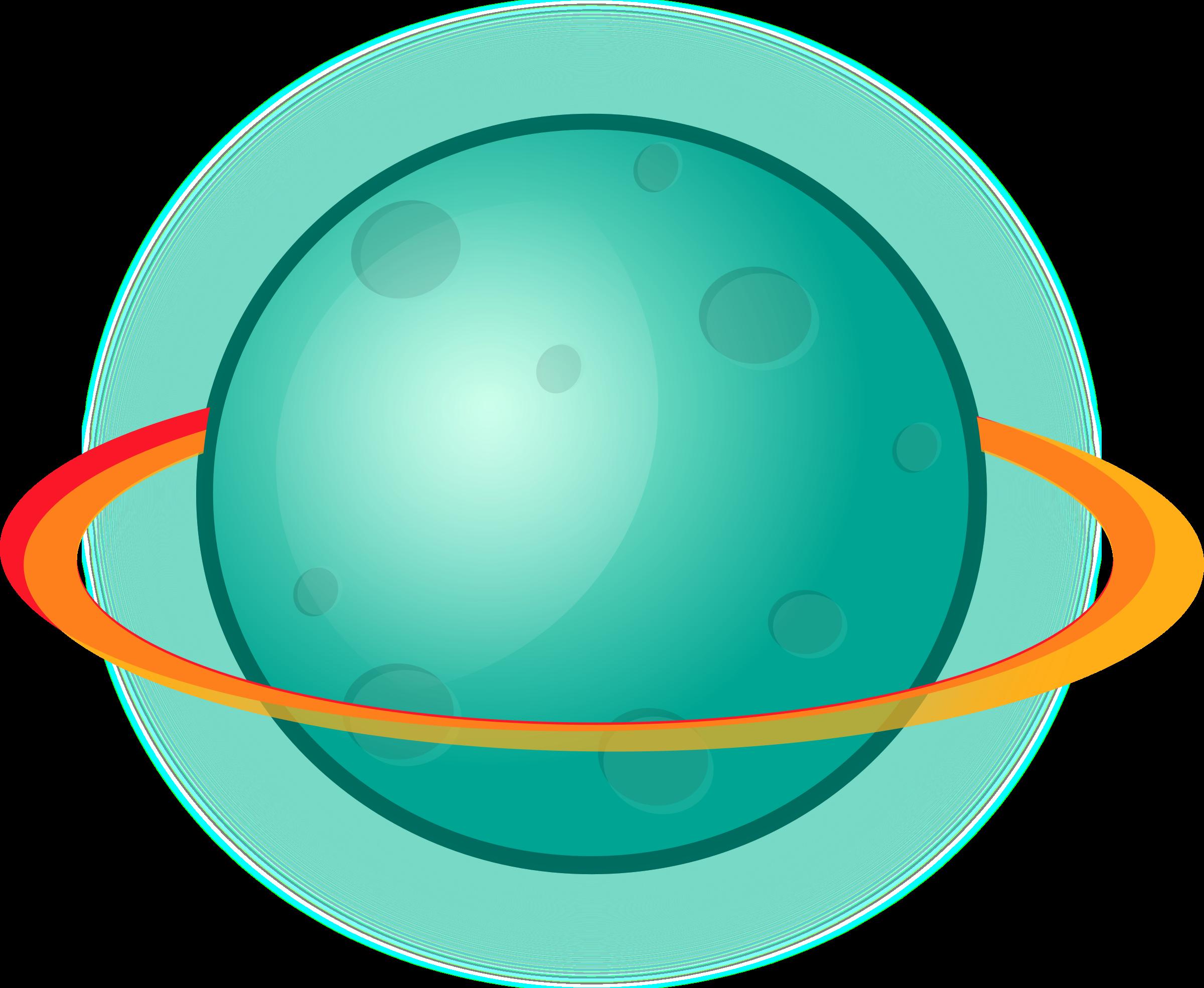 2400x1970 Planets Clipart Transparent