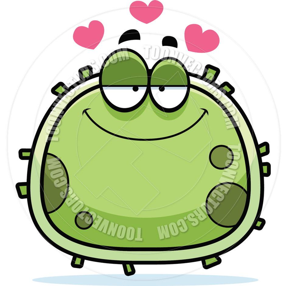 940x940 Bacteria Clipart Cell Biology