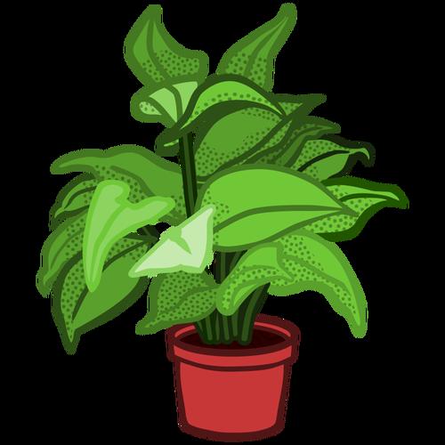 500x500 1338 Plant Free Clipart Public Domain Vectors