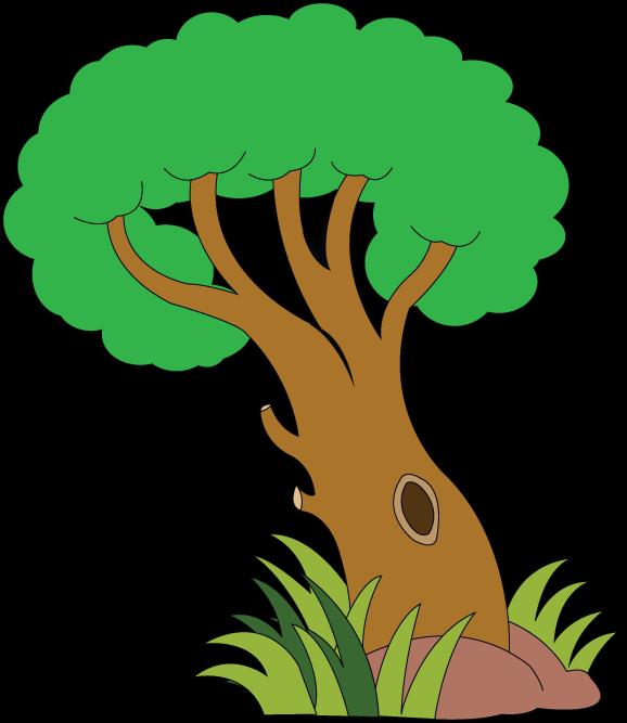 578x667 Free Clip Art Nature Trees Tree 2