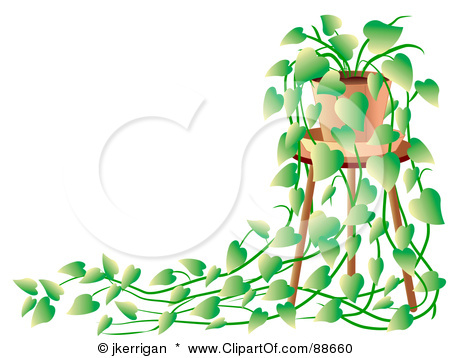 450x358 Green Plant Clip Art