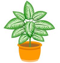 201x210 Wondrous Ideas Plant Clip Art With Roots Clipart Panda Free Images