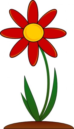 245x425 Flowers And Plants Clipart