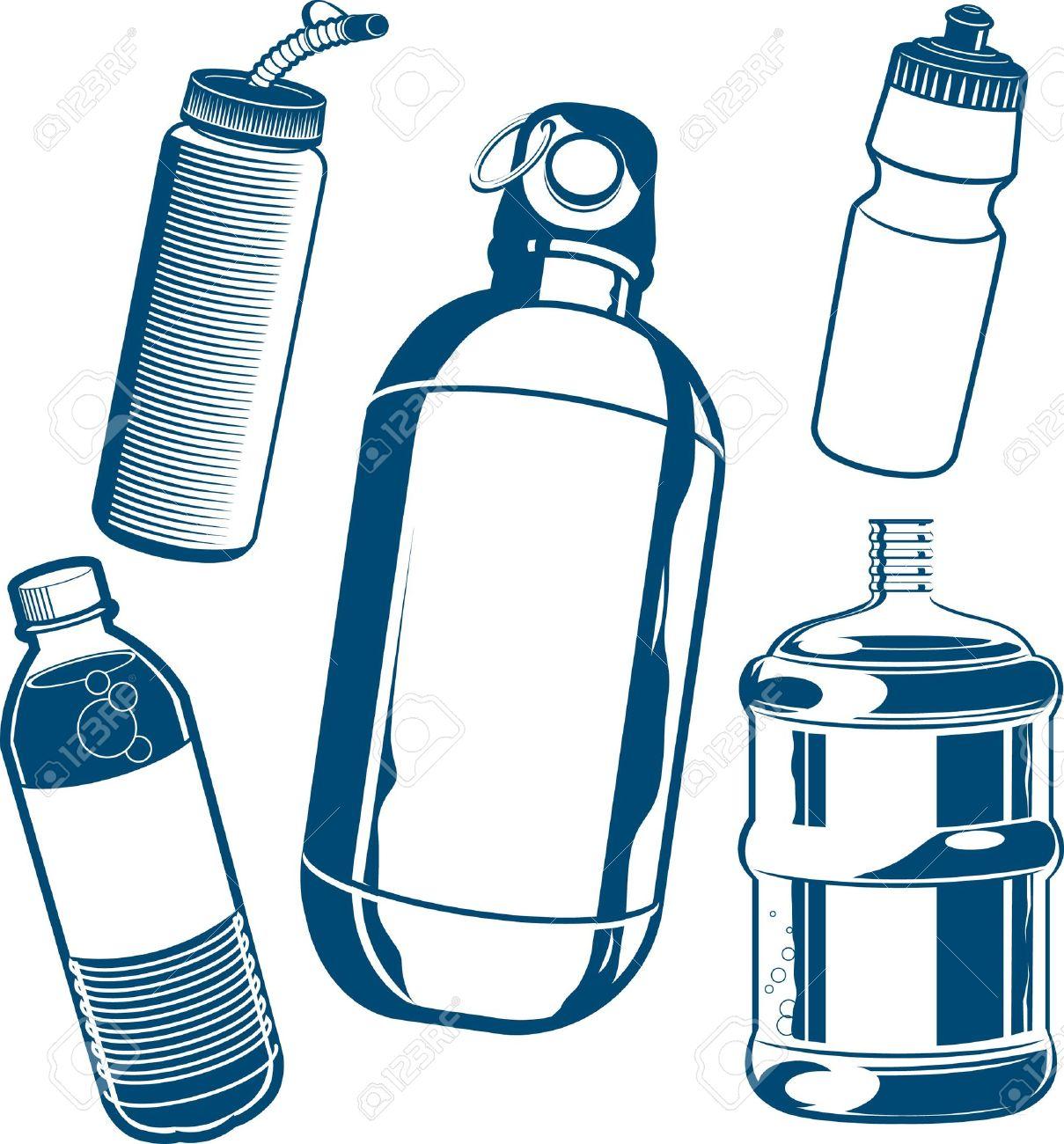 1209x1300 Bottle Clipart Plastic Bottle