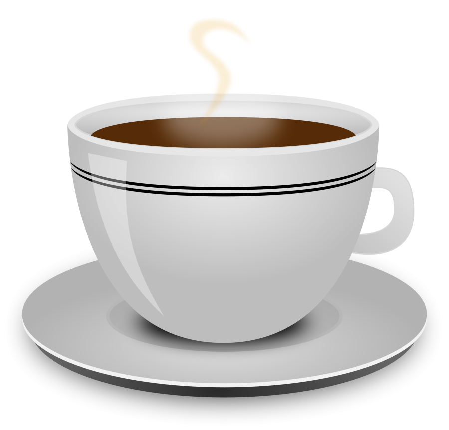 900x862 Coffee Cup Clipart Vector Clip Art Online Royalty Free Design
