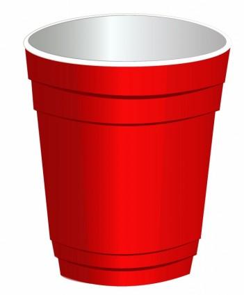 351x425 Mug Clipart Plastic Cup
