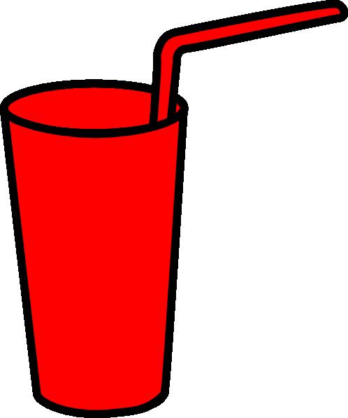 498x597 Red Glass Clip Art