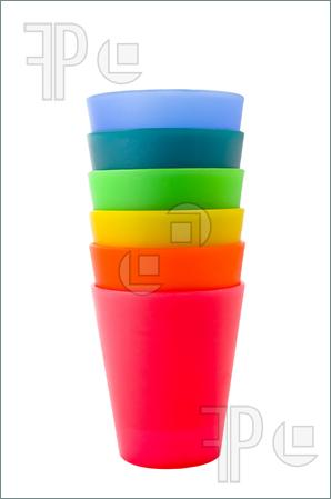 298x449 Stacking Cups Clipart